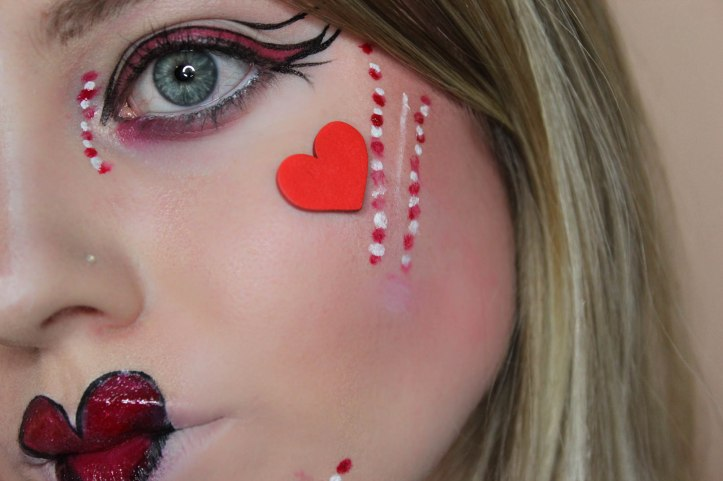 MSC #21 – SWEET HEART MAKEUP