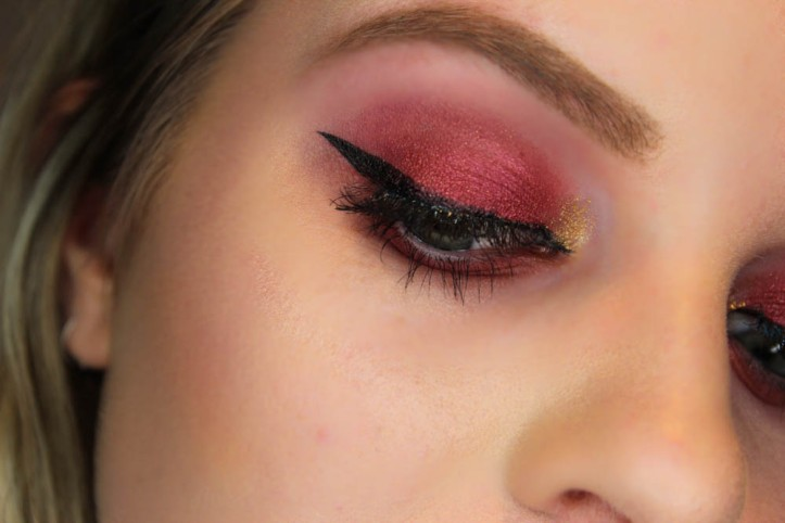 Valentine's Makeup ❤️🌹